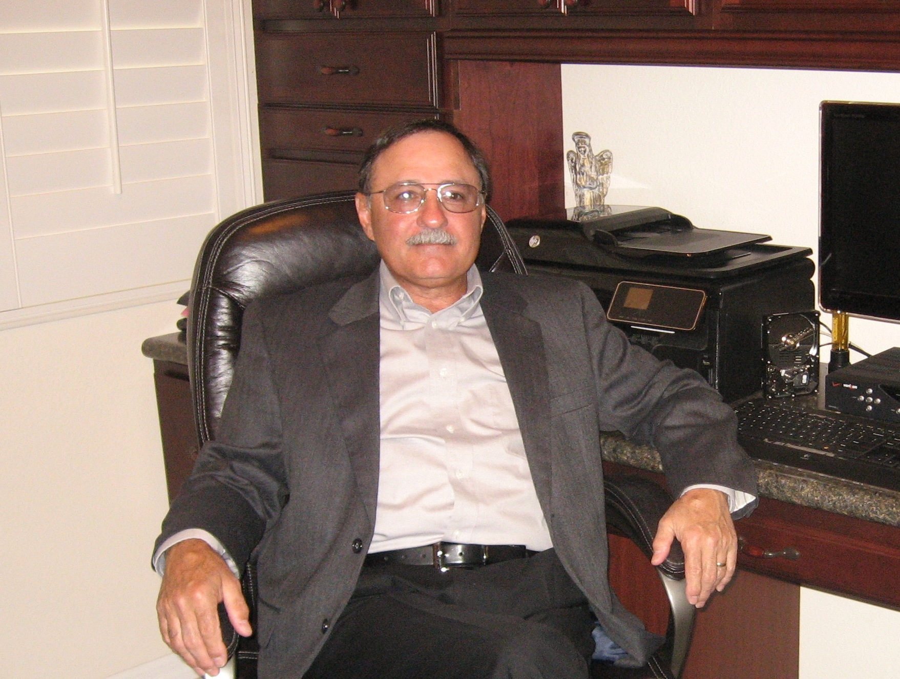 Michael V. Lauro, President of Lauro Consulting, Inc.