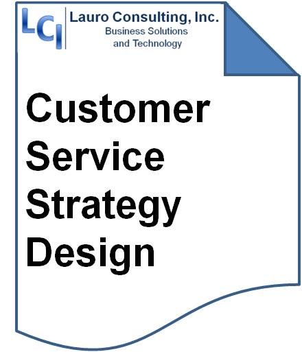 LCI's Customer Service Strategy Design