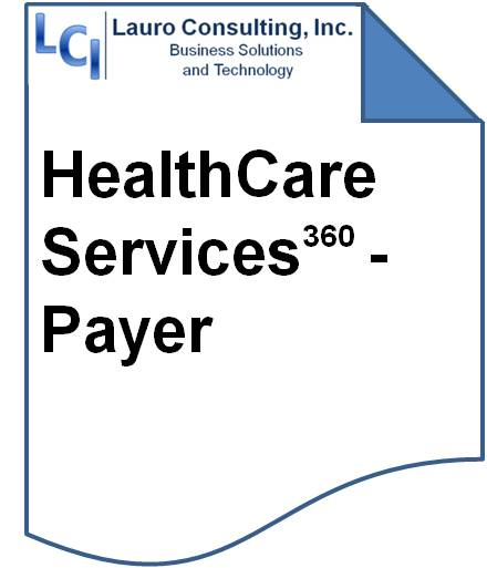 LCI's HealthCare Service360 - Payer Solution
